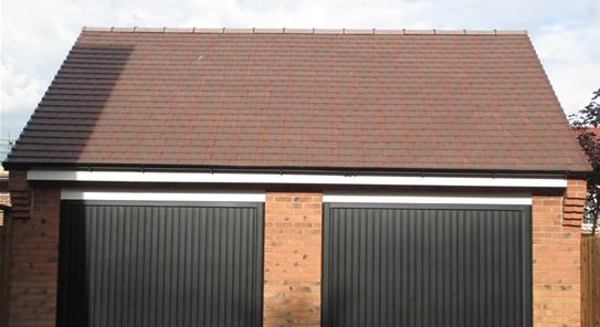 recent work carried out by our Halesowen roofer